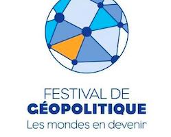 E-Festival de géopolitique de Grenoble « (R)évolutions numériques? » 18 juin 2020 à 17h