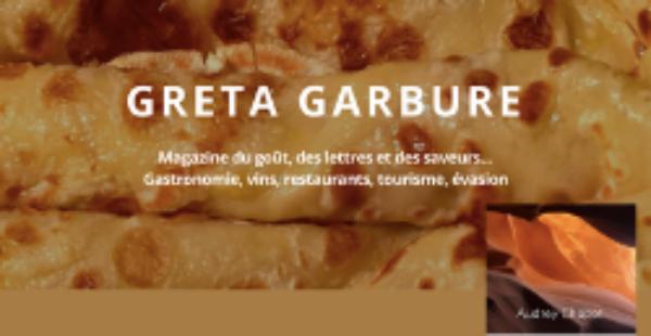 «Nos mille-feuilles» de Greta Garbure sur L'Esprit des mots