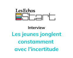Interview Les Echos Start