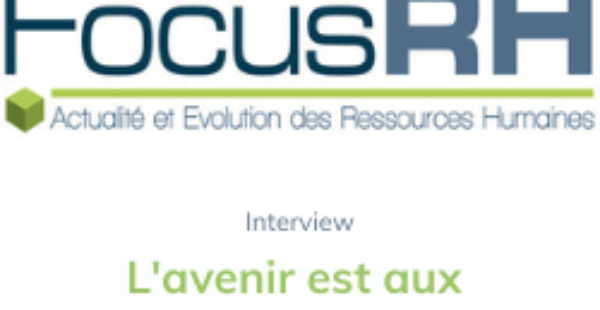 Focus RH «L'avenir est aux métiers hybrides»