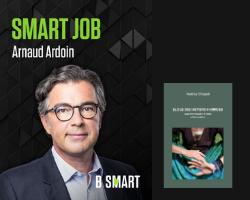 Read more about the article Les métiers hybrides dans l'émission Smart job sur B smart