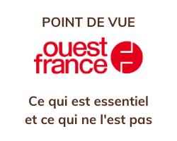 Point de vue dans Ouest France: Ce qui est essentiel et ce qui ne l'est pas