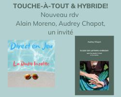 Read more about the article Nouveau RDV radio régulier!
