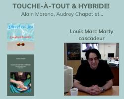 Read more about the article Touche-à-tout et hybride: Louis Marc Marty, cascadeur