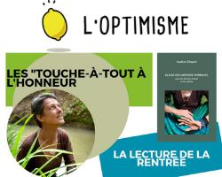 Read more about the article Les touche-à-tout à l'honneur pour L'Optimisme.com