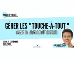 Read more about the article L'Optimisme pro: «Les touche-à-tout dans le monde du travail»